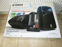 Yamaha Stagepass 400i Pa system