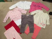 Girls 3-6m clothes bundle