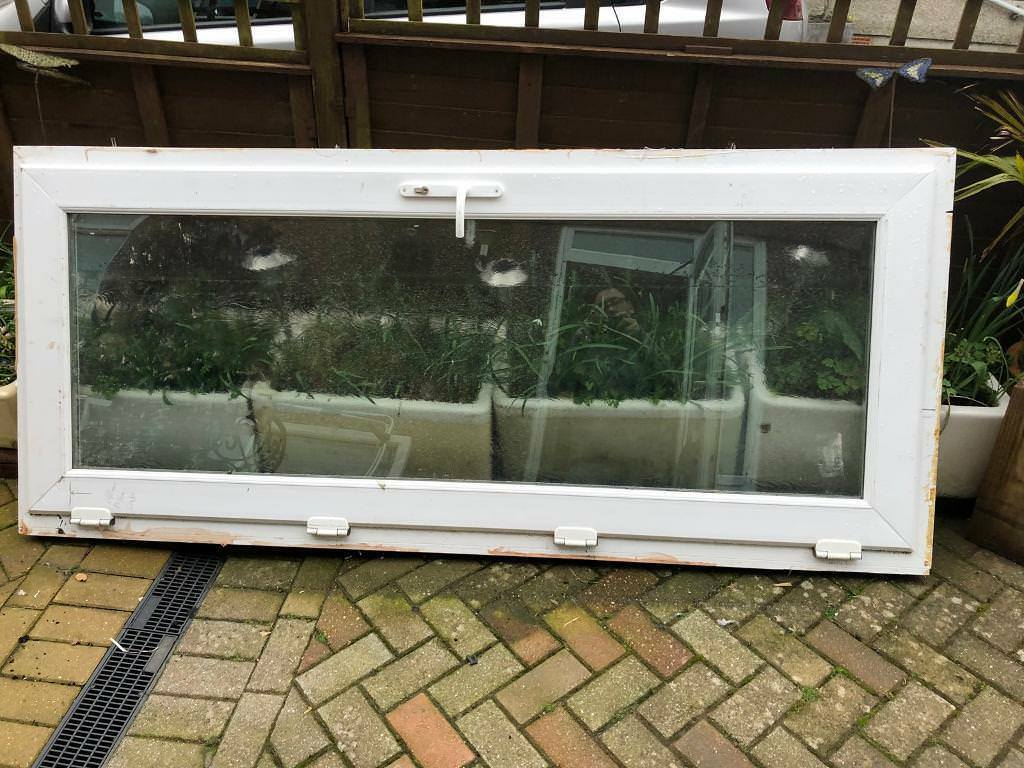 Upvc Full Frosting Glass Door And Frame In Derriford Devon Gumtree
