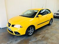 Seat Ibiza 1.4 formula sport in stunning condition 1 years mot full service history