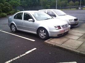 VW BORA HIGHLINE 2001 PD ASZ 130 BHP FOR PARTS OR REPAIR STARTS AND STILL DRIVES £480 ono