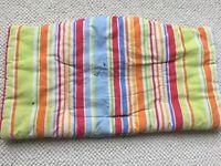 Stokke baby backrest, bar and cushion set