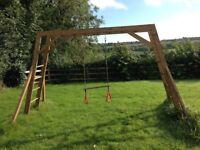 10x6 monkey bar frame