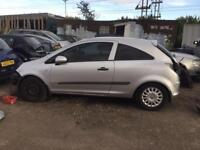 BREAKING VAUXHALL CORSA D CAR PARTS SPARES