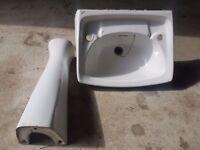 Bathroom Sink 425 x 550mm