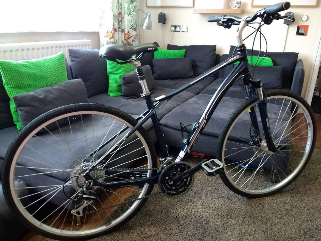 Gt Nomad 1 0 Hybrid Bike As New In Southampton Hampshire