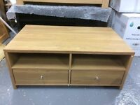 Brand New 2 Drawer Tokyo Coffee Table