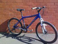 Boss Mountain Bike - Aluminium frame !