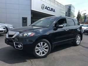 2012 Acura RDX TECH | COMPWARRANTY | NAVI | SH-AWD | LEATHER |