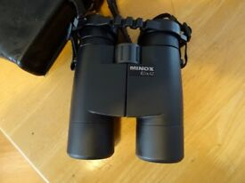 Binoculars Minox BD 8.5X42 BR Binoculars ideal bird watching or other sports