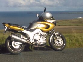 1999 Yamaha TDM 850 4TX