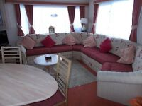 Private 8 berth caravan for hire at Butlins Minehead, 09 - 12th September, 90s weekend.
