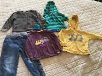 Boy's Clothes Bundle Size 2-3 Years