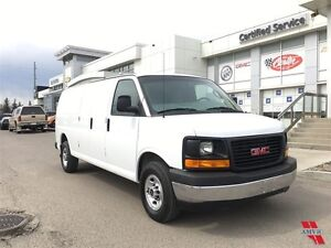 2017 GMC Savana Work Van