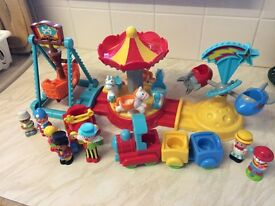 Early Learning Centre Happyland funfair