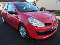 2006 Renault Clio 1.2**Full MOT **Cards Accepted**