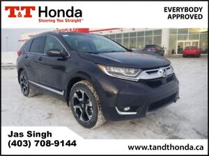 2018 Honda CR-V Touring Touring* Sunroof, Remote Start, Back...
