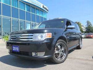 2010 Ford Flex Limited AWD 7 PASSENGER