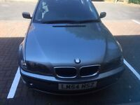BMW E46 3 SERIES 2.0 318d SE Saloon - Auto Tiptronic - Quick Sale