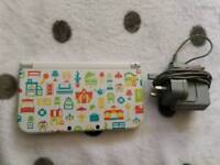 Limited Edition Animal Crossing 3DS XL