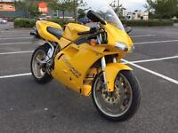 Ducati 748 not 916