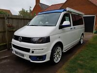 VW T5 2.0 Fully converted camper, Immaculate condition super LOW MILAGE, private plate included.