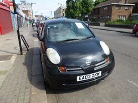A VERY CLEAN NISSAN MICRA FOR SALE