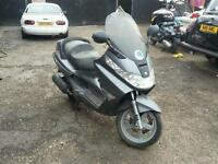 Piaggio x8 250cc..2006..spares or repairs £ 450