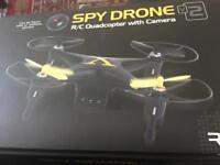 Red 5 Spy Quad Drone