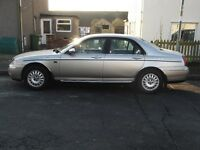stunning time warp rover 75 se connoisseur service history and bills 2 owners dont miss this!!