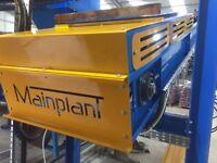 Conveyor Systems, Batching Plants, Quarry Plant