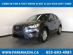 2016 Mazda CX-5 GX AWD - Bluetooth, A/C, Steering Wheel Controls