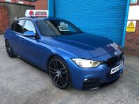 2013 BMW 330D M SPORT PERFORMANCE PACK HIGH SPEC