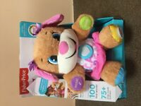 Fisher Price pup musical toy