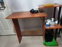 Desk available for pick up