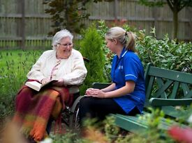 Care worker Egham, Staines, Stanwell, Chertsey £9.00 - £17.00/hr + mileage + travel time
