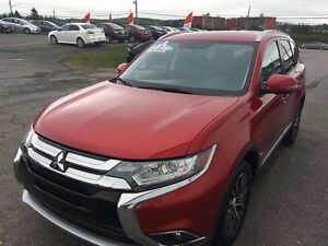 2016 Mitsubishi Outlander ES, BALANCE OF 10, YEAR WARRANTY, LEAT