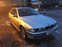 BMW 520i 2.0l petrol MOT'D till 07/2017