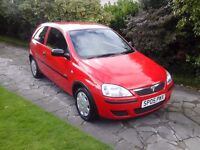 05 CORSA LIFE 1.0L 31000 MILES 1 LADY OWNER