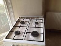 Belling freestanding gas hob, grill and oven