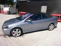 Vauxhall Astra linea rossa 2.2 automatic