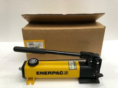 Enerpac P142 Hydraulic Hand Pump 2-speed 700 Bar 10000 Psi