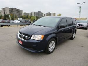 2014 Dodge Grand Caravan CVP - Keyless, Cruise, CD, Air