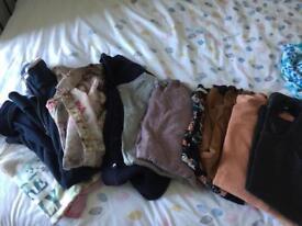 Women's clothes bundle sizes 8-12