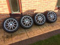 "Renault Clio 172 Cup Turini Wheels 16"" 4x100 Set of 4"