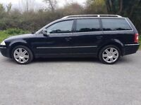 VW PASSAT 2.5 V6 TDI ESTATE 77400 MILES WITH S/H LONG MOT IN EXCELLENT CONDITION