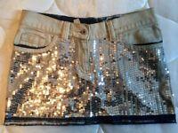 Ted Baker skirt ...size 3 (12)