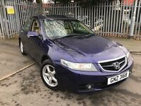 2004 54 HONDA ACCORD EXECUTIVE i-CDTI 2.2 DIESEL FULL SERVICE HISTORY!