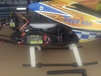 t-rex 450 rc helicopter