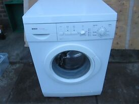 bosch 1000 spin 6kg washing machine reconditioned nice and clean buy for £50